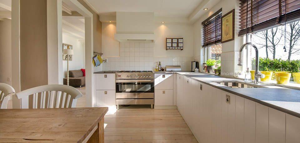 Urządzenie kuchni  – Szafki pod zabudowę pralki i zmywarki