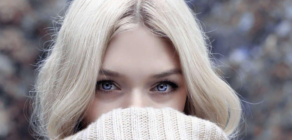 Włosy siwe włosy słabe
